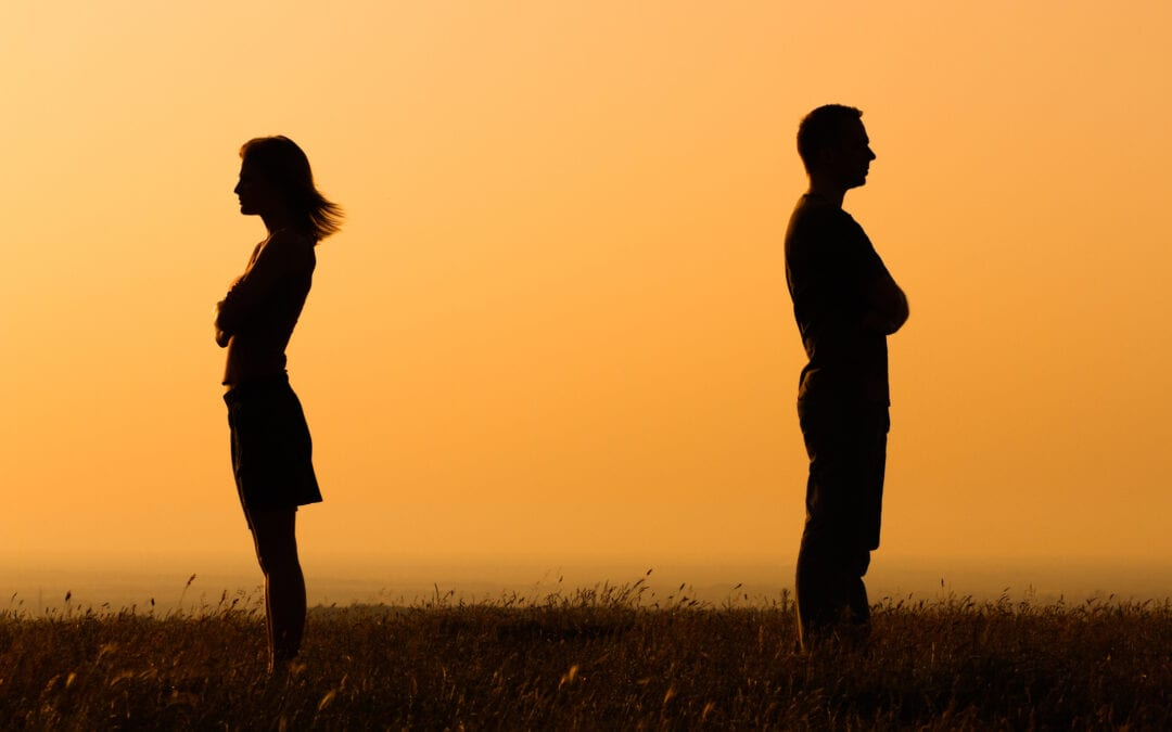 Marriage Is Destroyed by Emotional Distance, Not Conflict